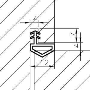 Brtva D13 shema