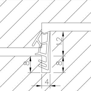 Brtva D15-4 shema