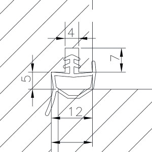 Brtva D22 shema
